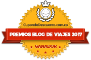 Premios Blog de viajes 2017 – winner