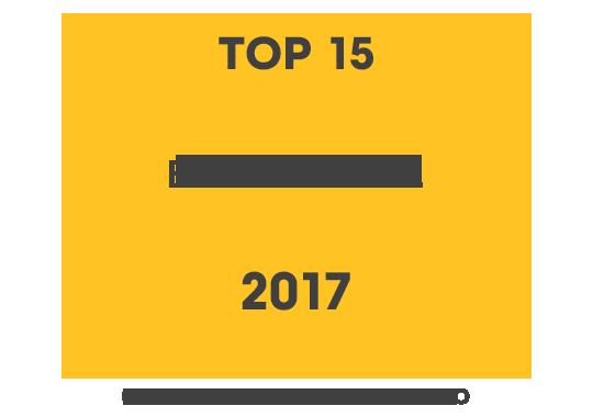 Banners para Top 15 blogs de Tecnología 2017